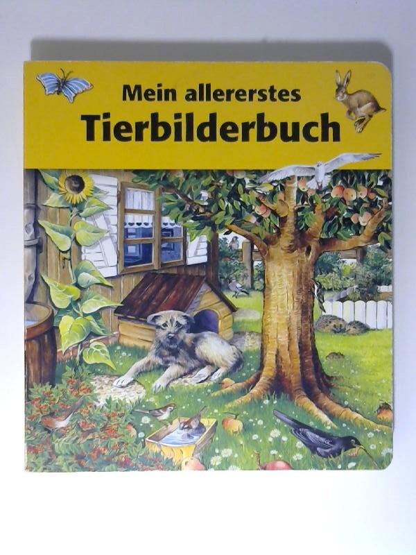 Mein allererstes Tierbilderbuch -