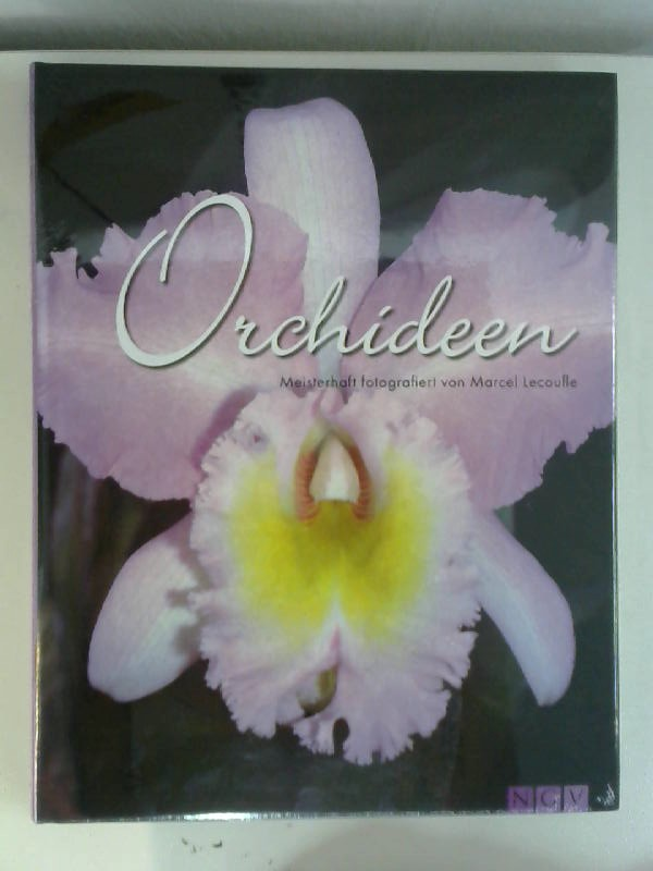 Orchideen. Meisterhaft fotografiert von Marcel Lecoufle