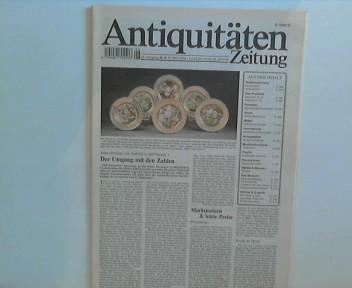 Franks, Jonathan W.: Antiquitäten Zeitung Nr. 6/2002