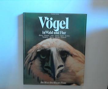 Vögel in Wald und Flur Pfauen Fasanen Adler Falken Eulen Kolibris Papageien Tauben Spechte Kraniche Ein Time-Life Television Buch