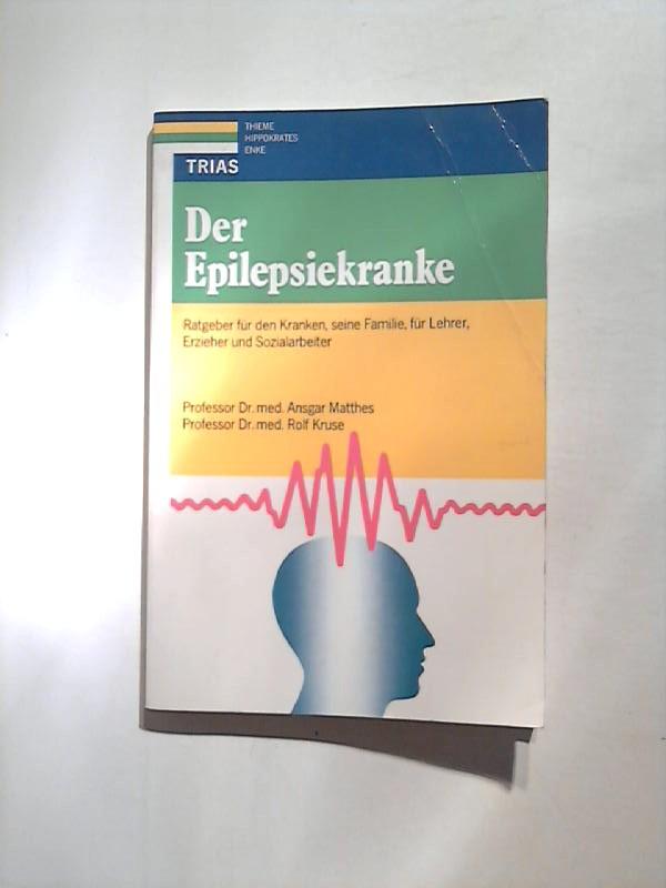 Der Epilepsiekranke.