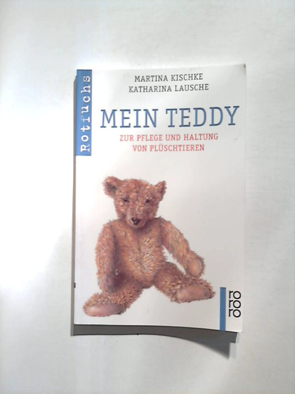 Mein Teddy.
