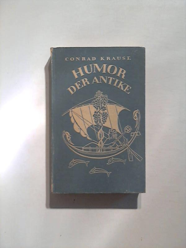 Humor der Antike.