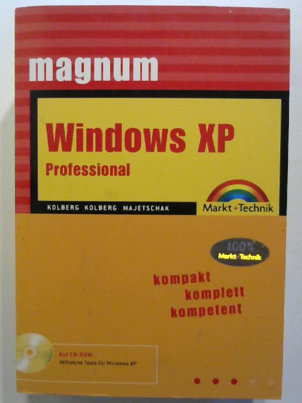 Windows XP Professional - Magnum Jubiläumsausgabe: kompakt komplett kompetent.