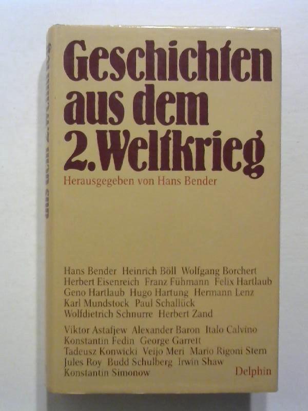 Geschichten aus dem Zweiten Weltkrieg.