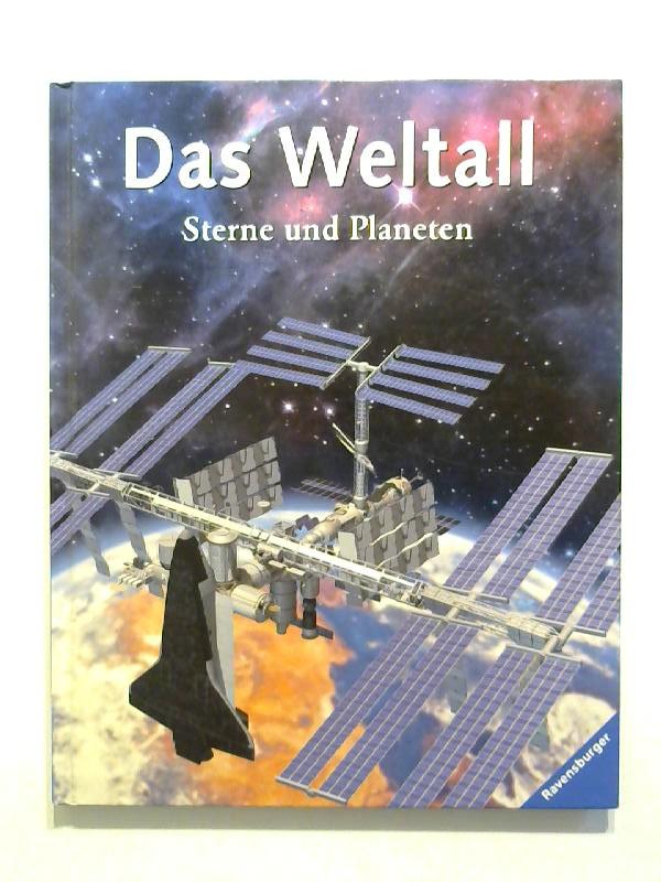 Das Weltall: Sterne und Planeten.