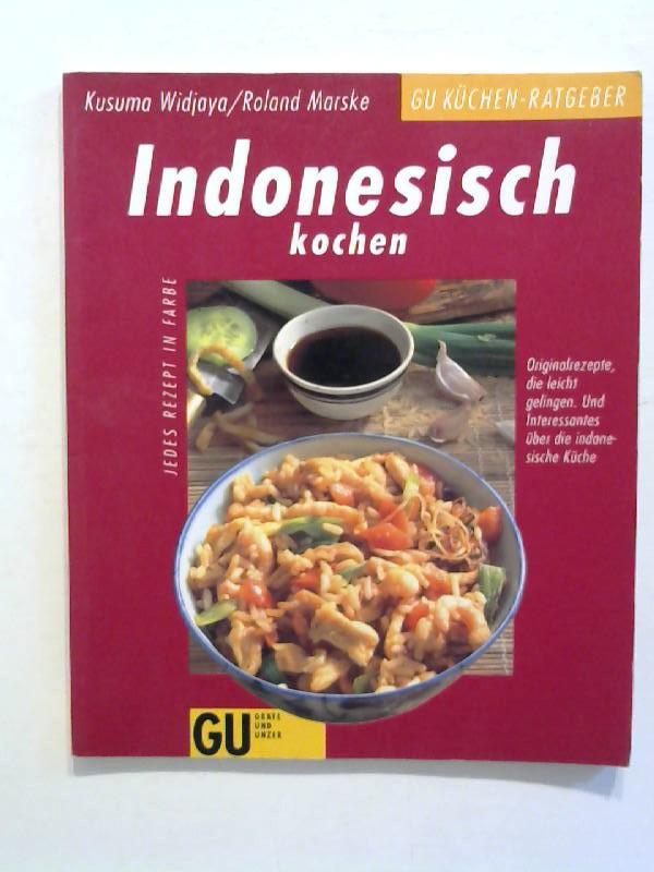 Indonesisch kochen.