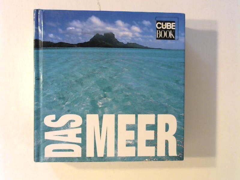 Das Meer (Cube Books).