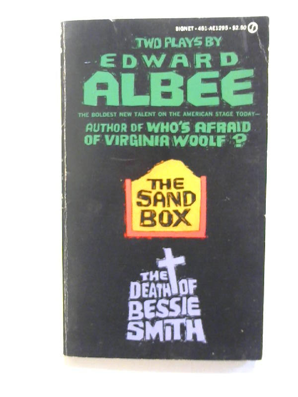 The sand box / The death of Bessie Smith.