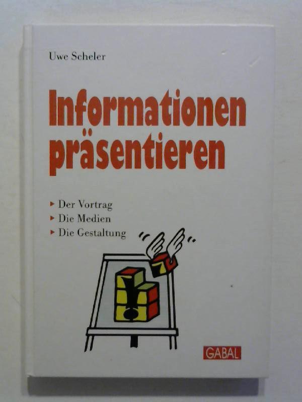 Informationen präsentieren. 2. Aufl.