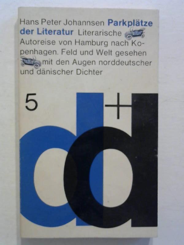 Parkplätze der Literatur.