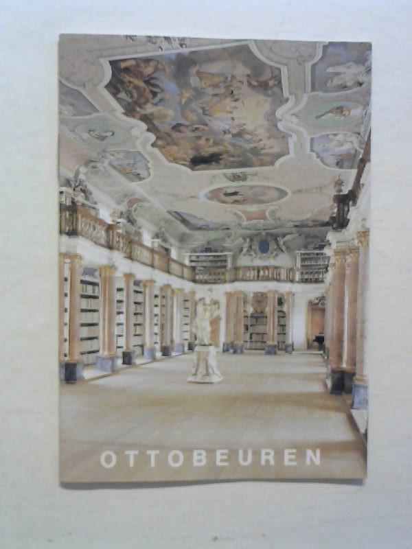 Benediktiner-Abtei Ottobeuren. 6. Aufl.