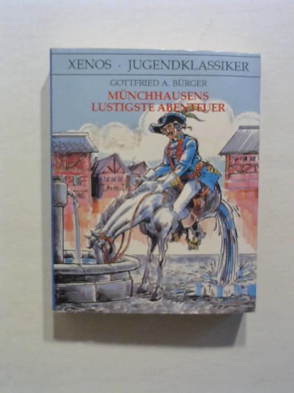 Münchhausens lustigste Abenteuer. Xenos Jugendklassiker