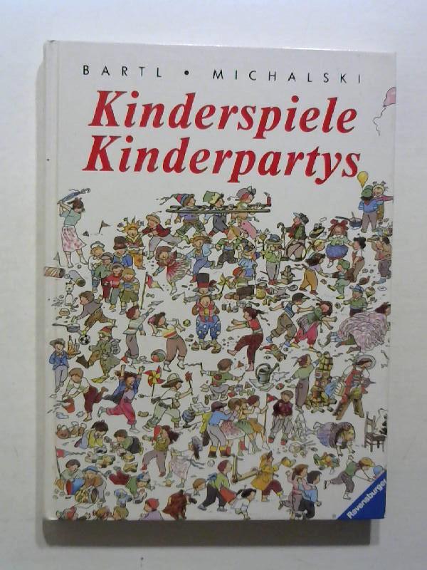 Kinderspiele - Kinderpartys.