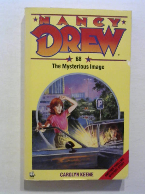 The Mysterious Image. Nancy Drew 68.