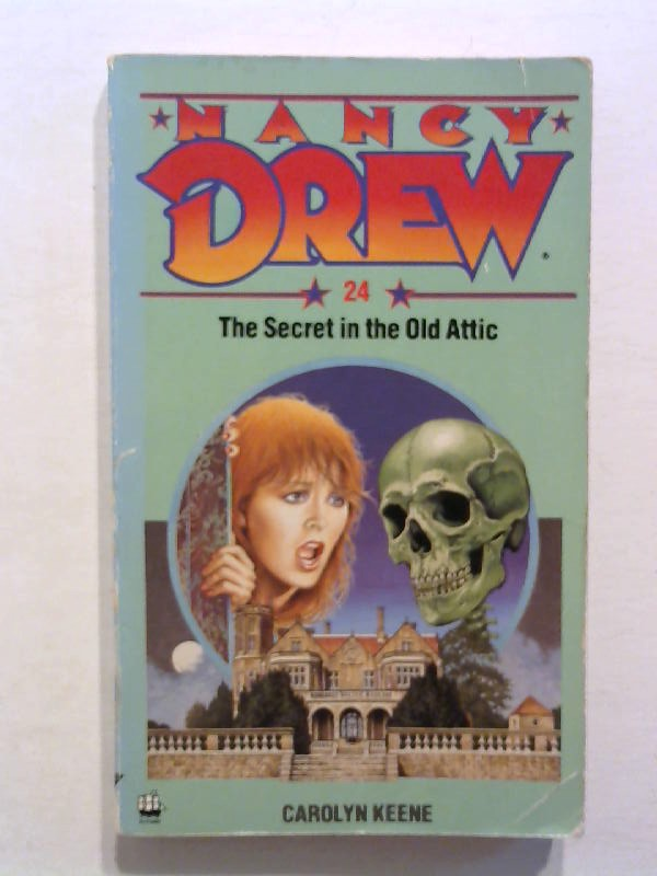 The Secret in the Old Attic. Nancy Drew 24.