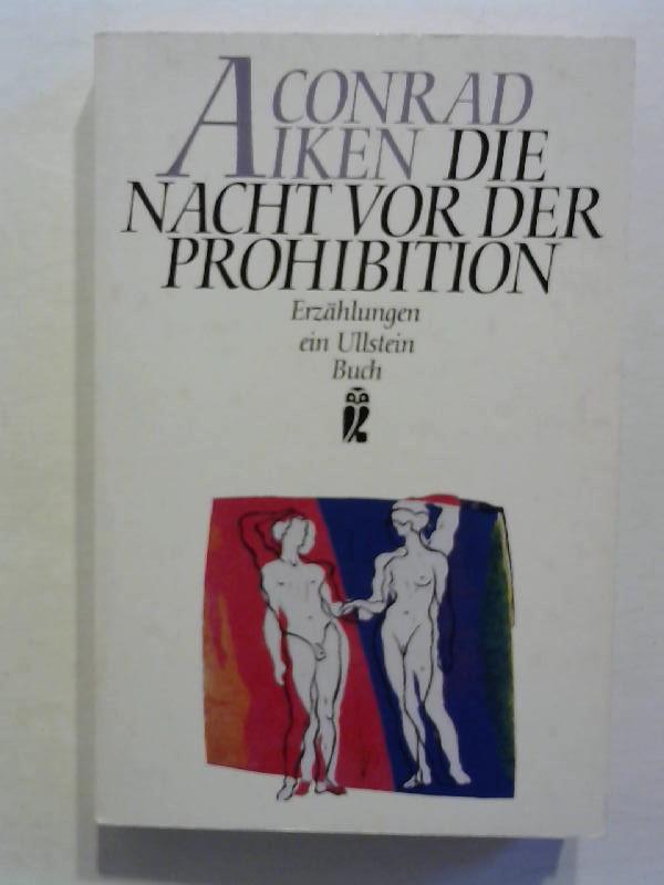 Die Nacht vor der Prohibition.