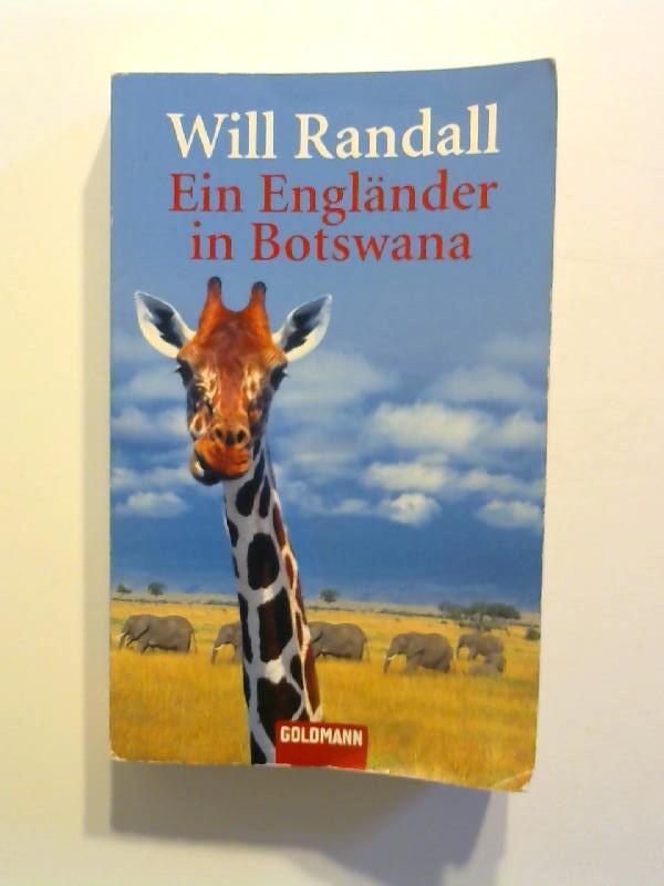 Ein Engländer in Botswana.