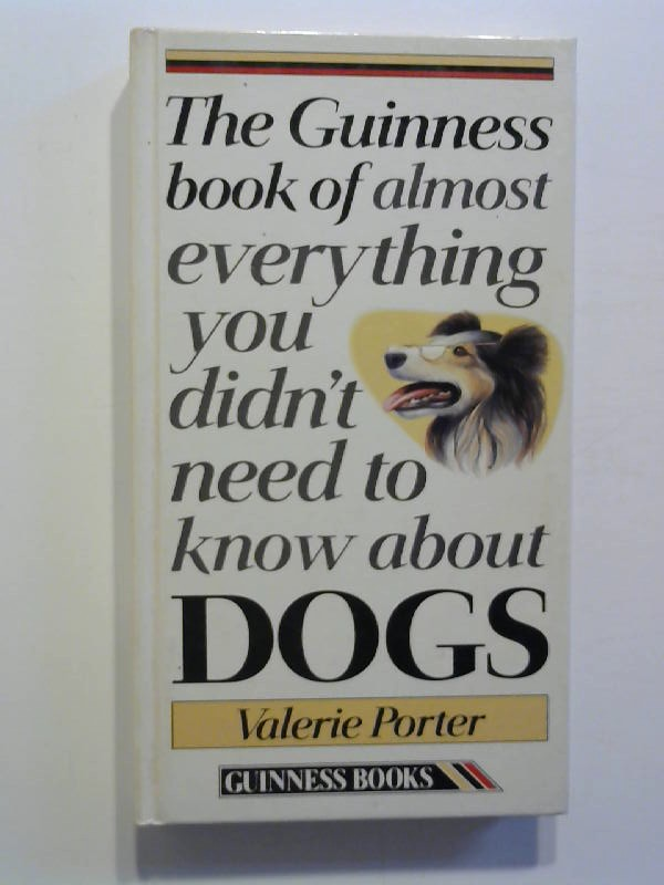 The Guinness Book of almost everything you didn