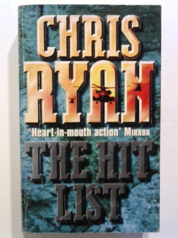 Ryan, Chris: The Hit List.