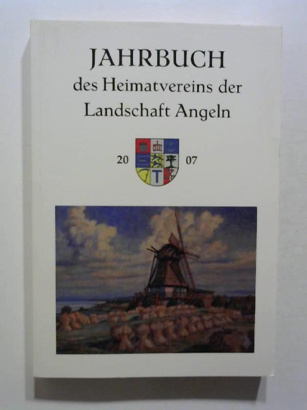 Jahrbuch des Heimatvereins der Landschaft Angeln 2007.
