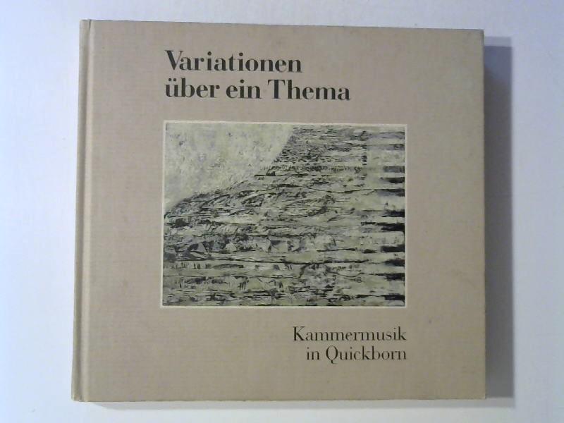 Variationen über ein Thema: Kammermusik in Quickborn.
