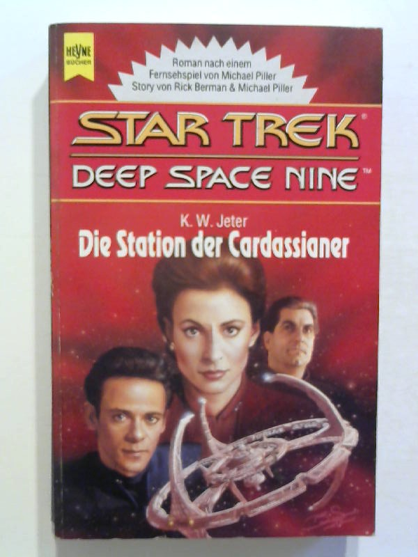 Star Trek - Deep Space Nine: Die Station der Cardassianer.