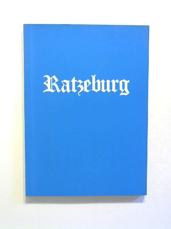 Ratzeburg - Beiträge zur Geschichte Ratzeburgs: 2. Teil.