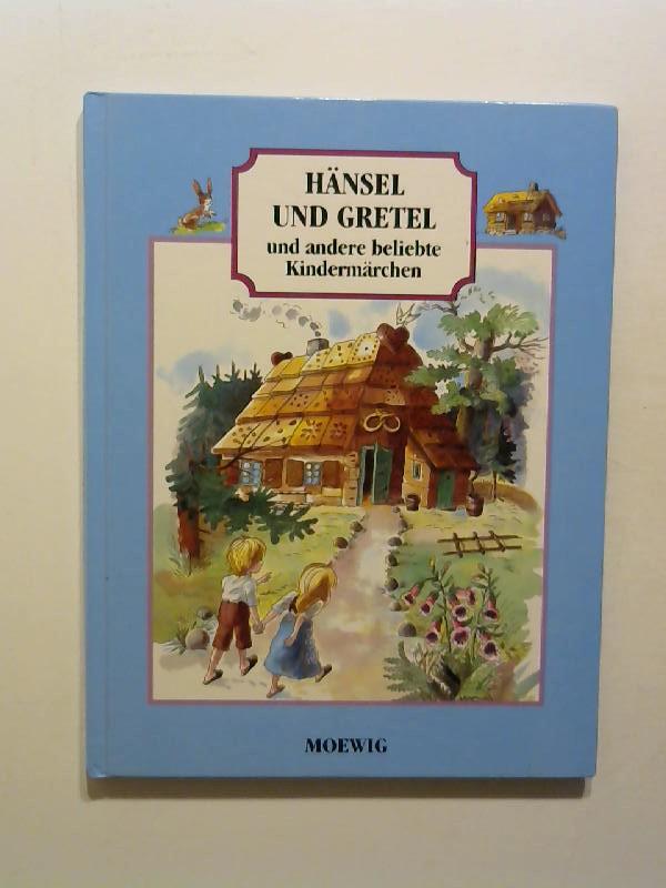 Hänsel und Gretel und andere beliebte Kindermärchen.