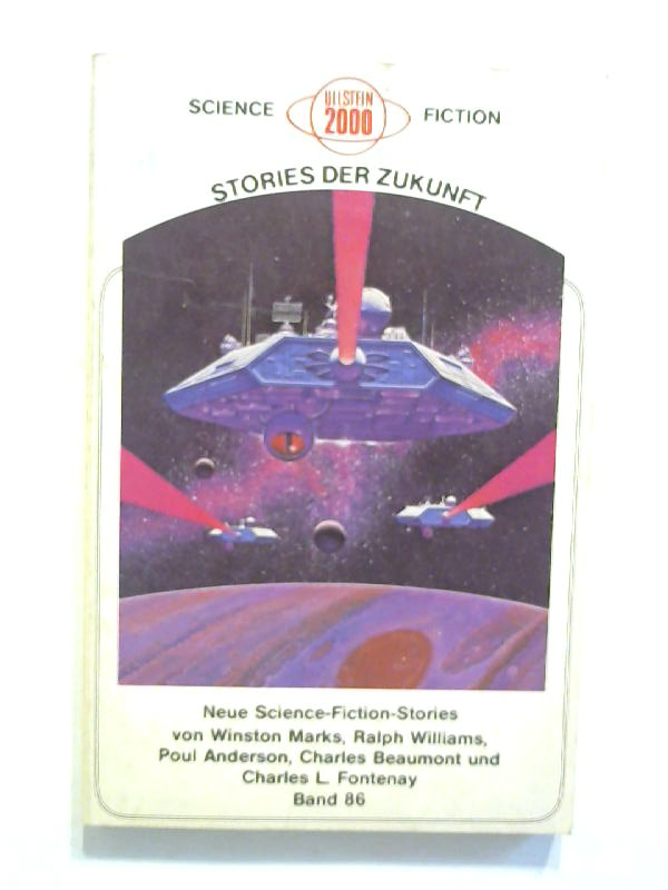 Spiegl, Walter: Science Fiction - Stories der Zukunft - Band 86.