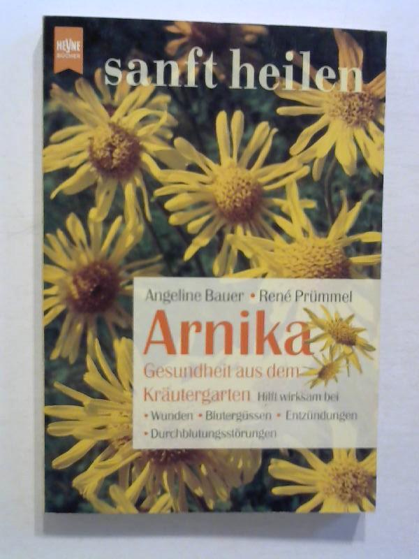 Arnika - Gesundheit aus dem Kräutergarten.