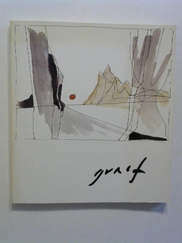 Ernst Graef: Bilder und Zeichnungen. Eine Auswahl aus 5 Jahrzehnten.