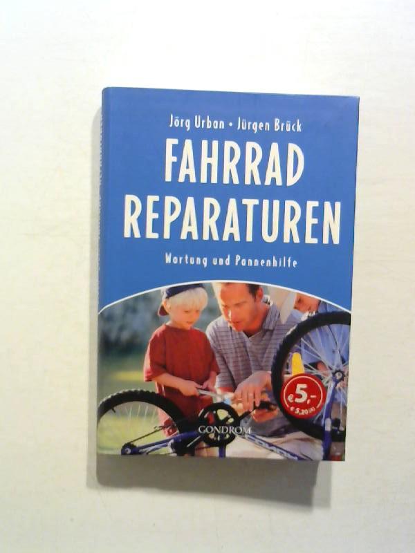 Fahrradreparaturen: Wartung und Pannenhilfe.