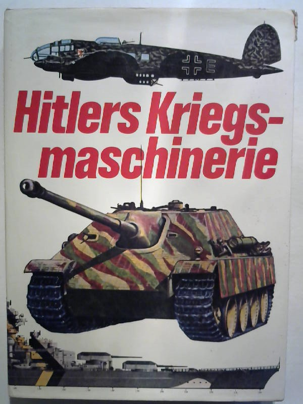 Carr, William: Hitlers Kriegsmaschinerie.