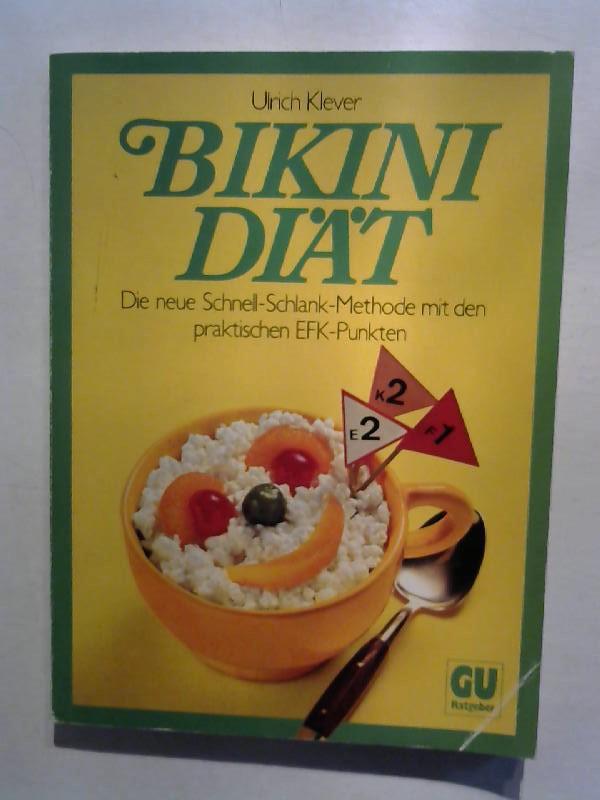 Bikini Diät.