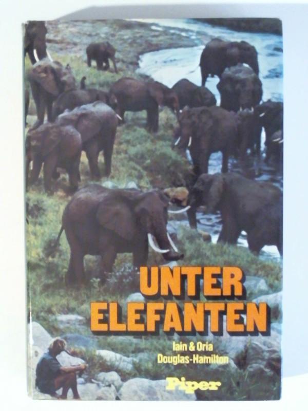 Unter Elefanten. Abenteuerliche Forschungen in der Wildnis Zentralafrikas