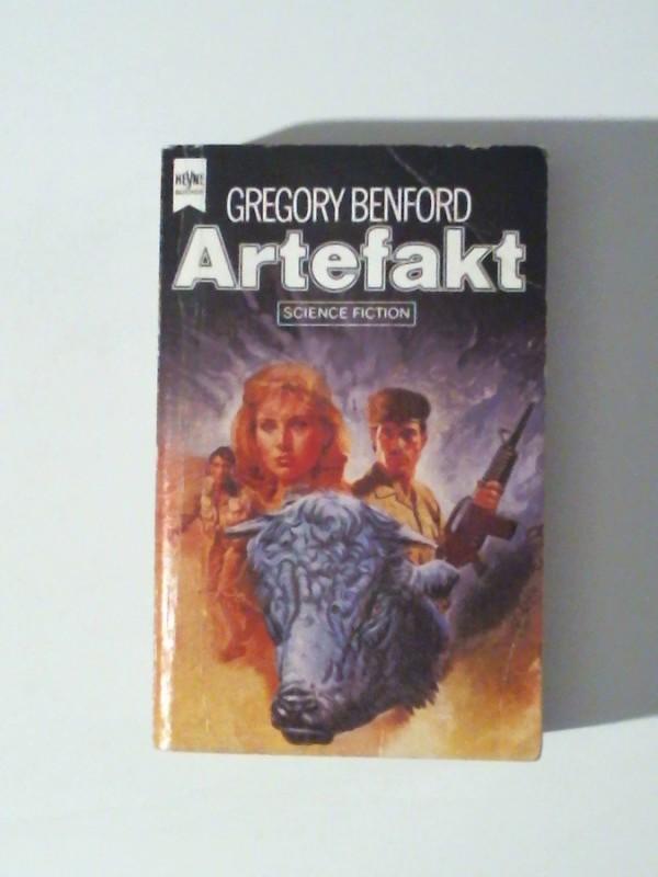 Gregory, Benford: Artefakt
