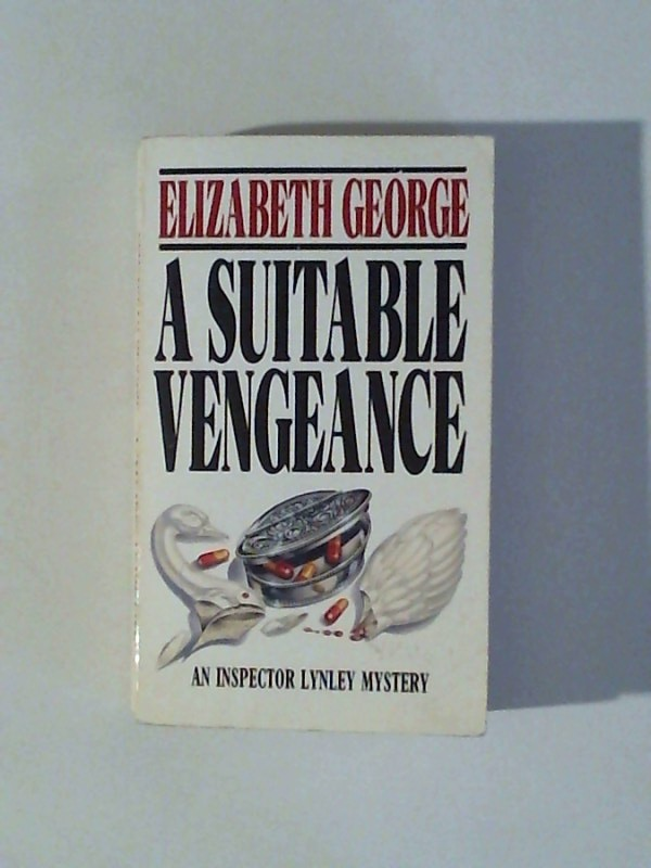 A Suitable Vengeance Inpector Lynley Mysteries