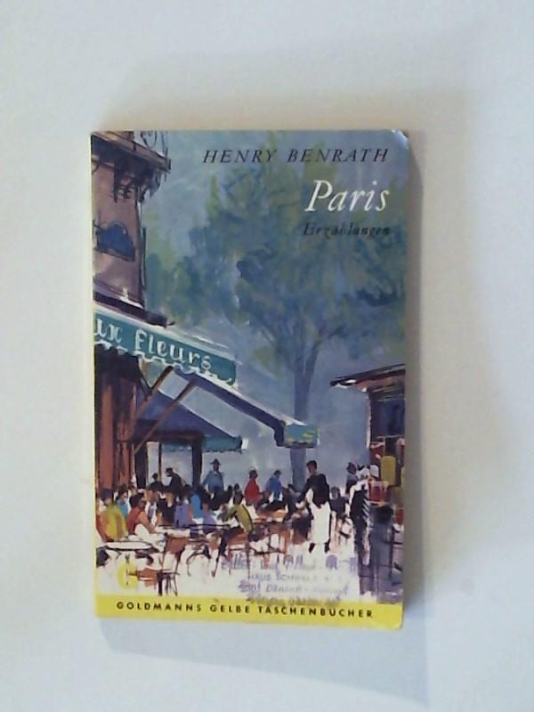 Paris Erzählungen