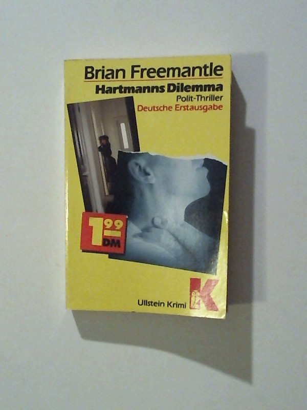 Freemantle, Brian: Hartmanns Dilemma