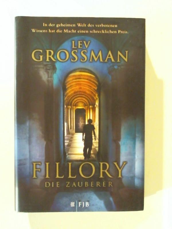 Grossman, Lev: Fillory -  Die Zauberer Leseexemplar
