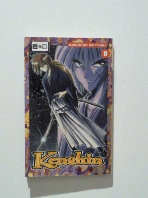 Kenshin, Bd.11 2. Auflage