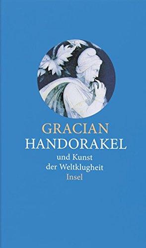 Taube, Otto von und Balthasar Gracian: Handorakel und Kunst der Weltklugheit Auflage: Gebunden