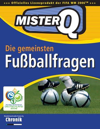 Mister Q - die gemeinsten Fußballfragen.