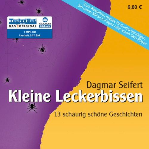 Kleine Leckerbissen MP3-CD 13 schaurig schöne Geschichten.