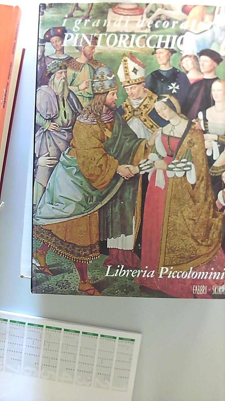 I grandi decoratori Pintoricchio Libreria Piccolomini [sq5ü]