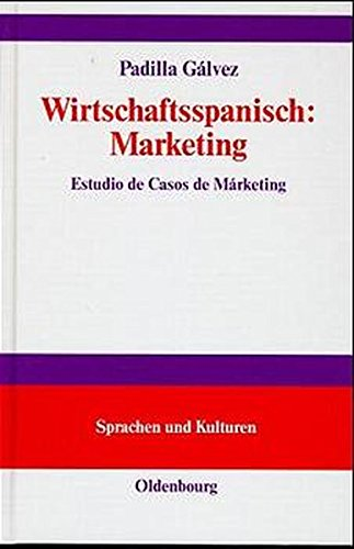 Wirtschaftsspanisch: Marketing Estudio de Casos de Marketing