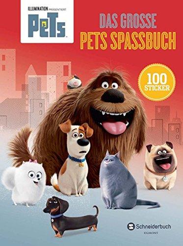 Pets - Das große Spaßbuch