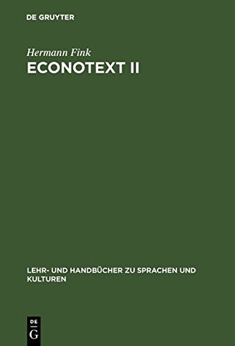 EconoTexts, Bd.2