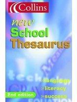 Collins New School Thesaurus.